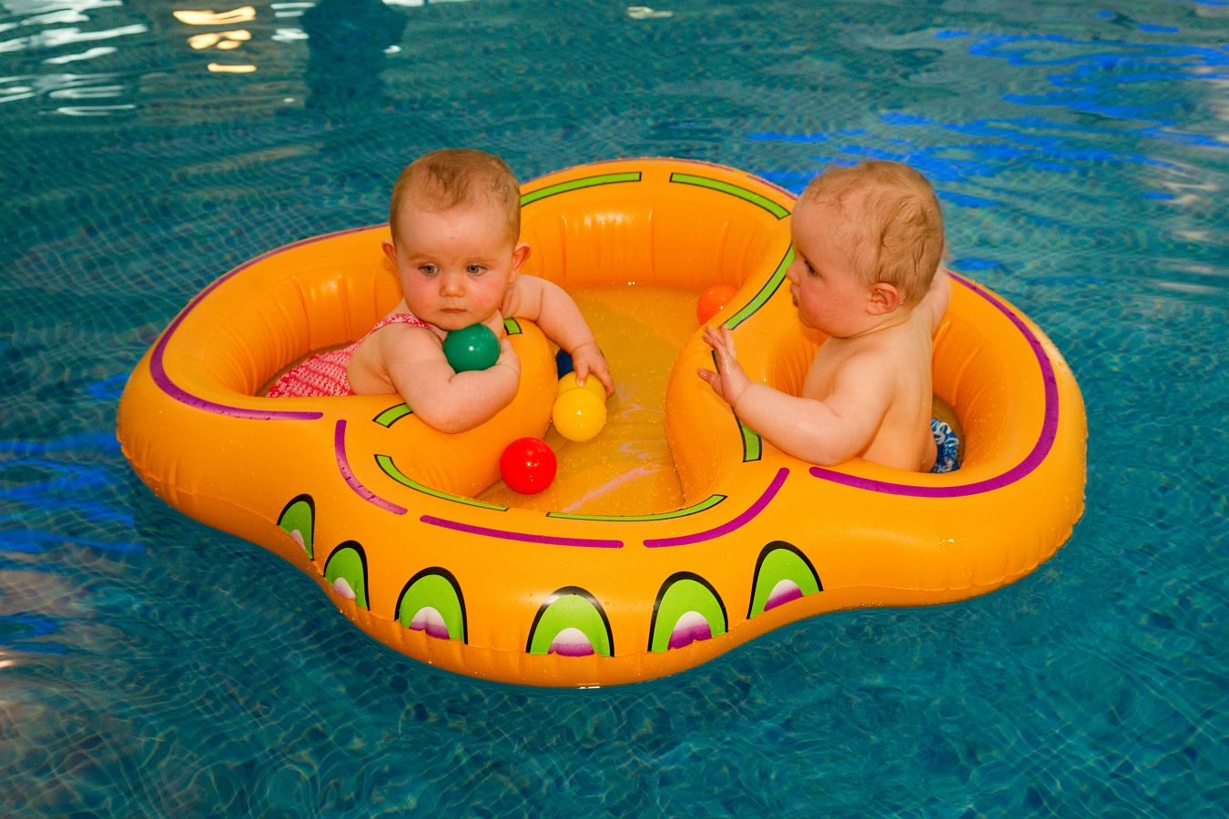Buy Twins Swim Floats Inflatable Pool Floats Online At Great Prices