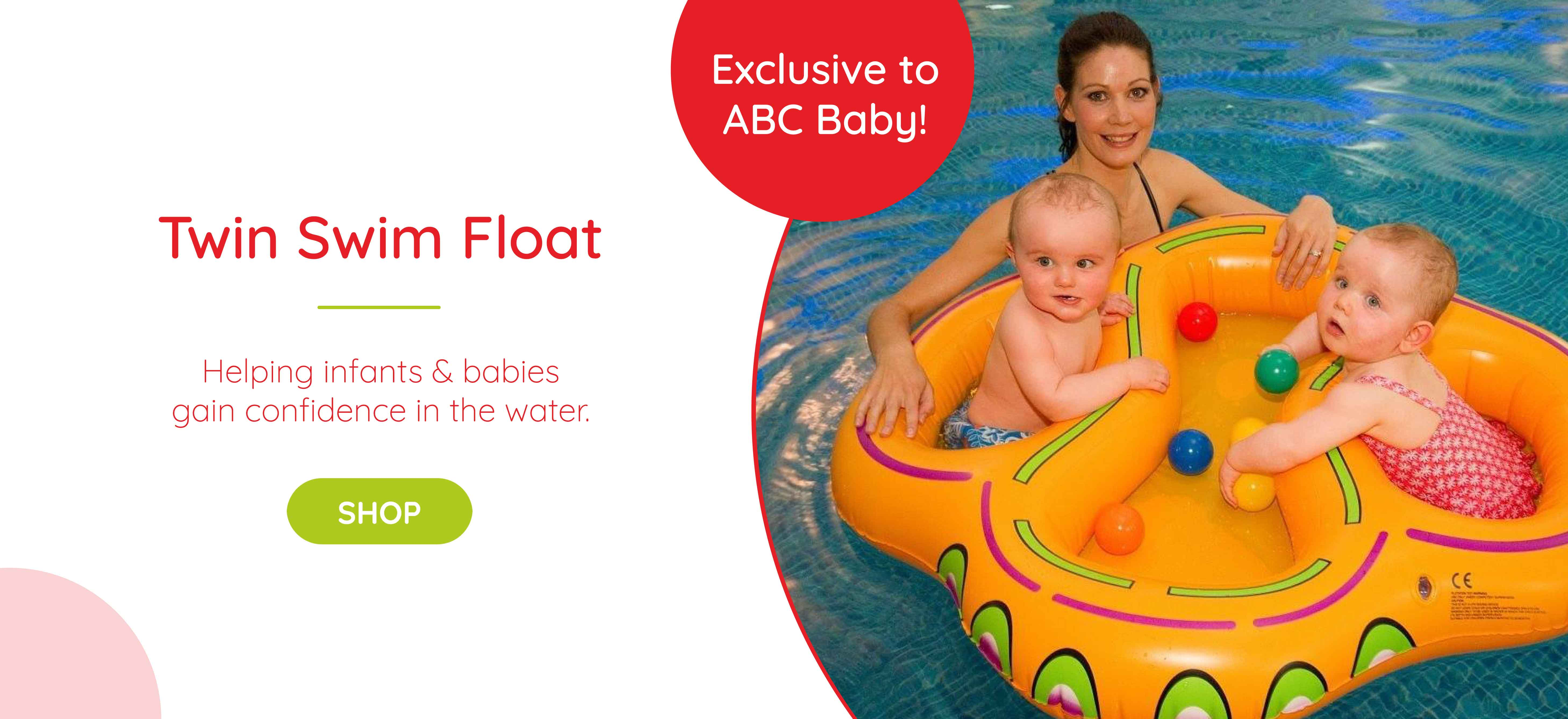 Twin swim float - shop now